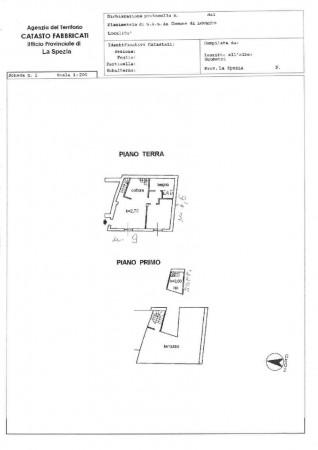 Appartamento in vendita a Levanto, Lavaggiorosso, 65 mq - Foto 2