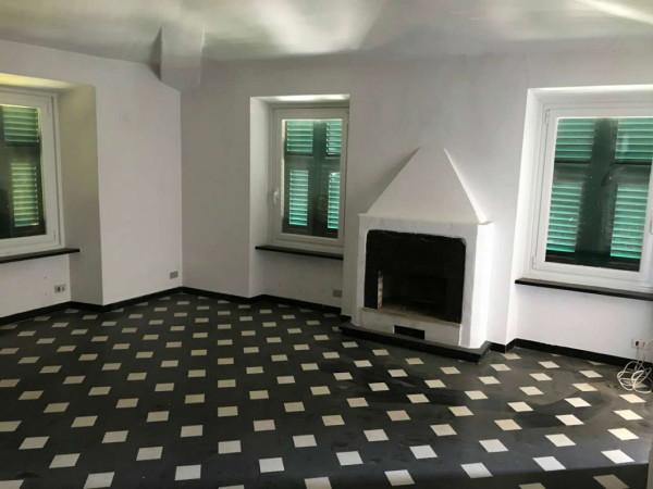 Appartamento in vendita a Portofino, Terruzzo, Con giardino, 160 mq - Foto 6