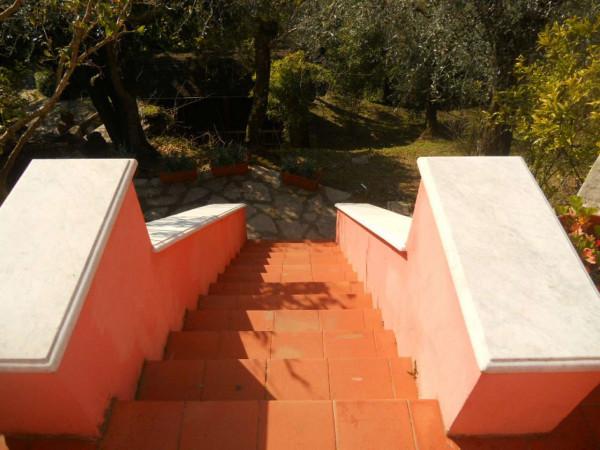 Villa in vendita a Lerici, Lerici, Con giardino, 144 mq - Foto 19
