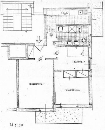 Appartamento in vendita a Santa Margherita Ligure, San Siro, 62 mq - Foto 4
