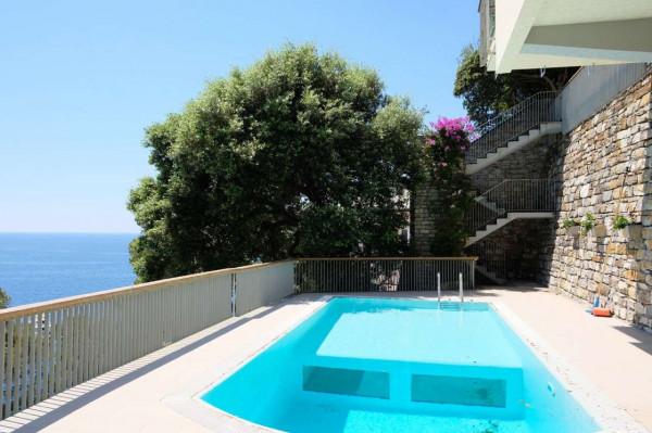 Villa in vendita a Zoagli, Con giardino, 500 mq - Foto 1