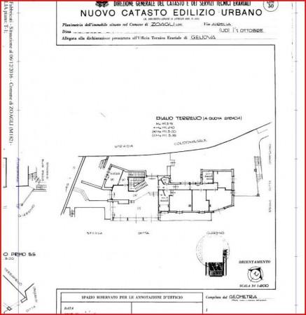 Villa in vendita a Zoagli, Con giardino, 500 mq - Foto 3