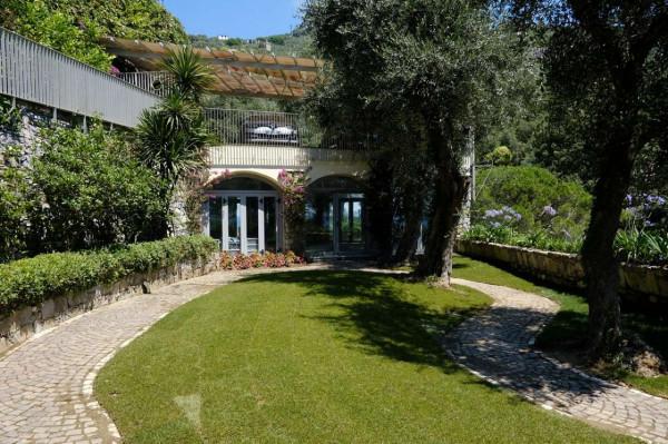 Villa in vendita a Zoagli, Con giardino, 500 mq - Foto 19
