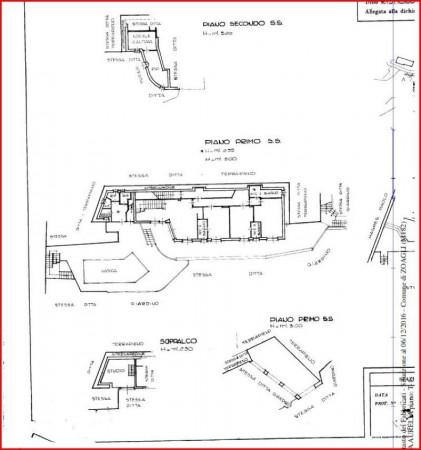Villa in vendita a Zoagli, Con giardino, 500 mq - Foto 2
