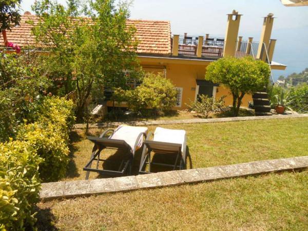 Appartamento in vendita a Chiavari, Tra Chiavari E Zoagli, Con giardino, 120 mq - Foto 18