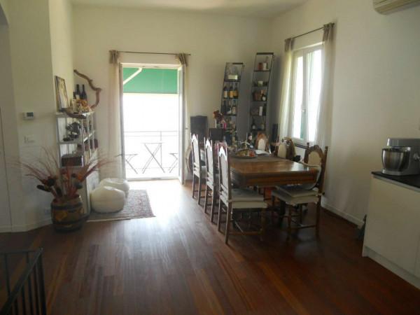 Appartamento in vendita a Chiavari, Tra Chiavari E Zoagli, Con giardino, 120 mq - Foto 15