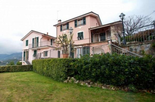 Villa in vendita a Rapallo, Castellino, Con giardino, 500 mq - Foto 2