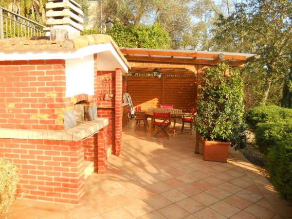 Villa in vendita a Rapallo, Castellino, Con giardino, 500 mq - Foto 18