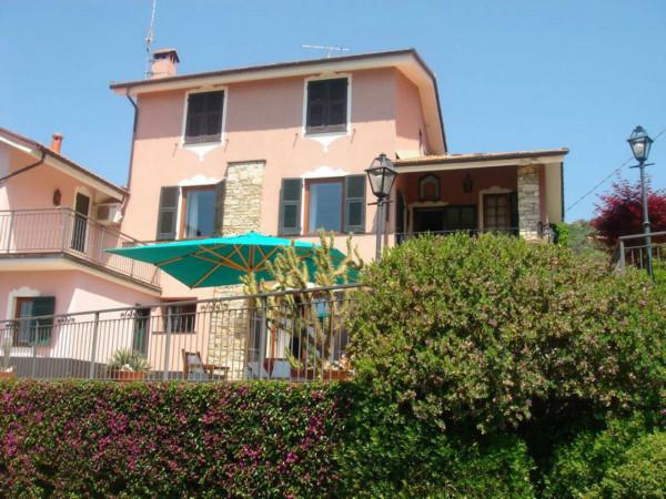 Villa in vendita a Rapallo, Castellino, Con giardino, 500 mq - Foto 24