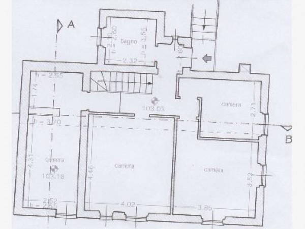Villa in vendita a Rapallo, Savagna, Con giardino, 150 mq - Foto 3