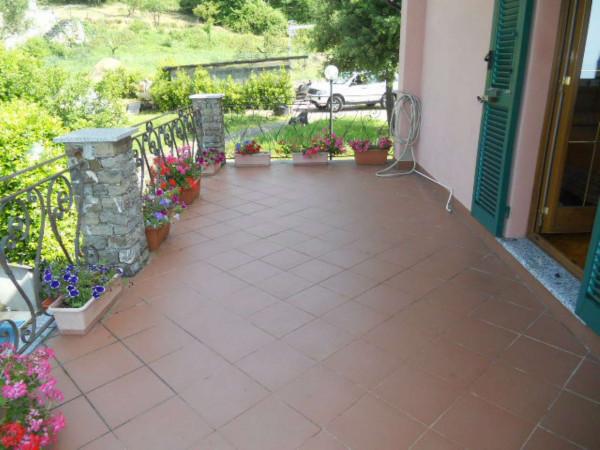 Villa in vendita a Rapallo, Savagna, Con giardino, 150 mq - Foto 6