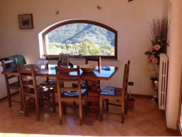 Villa in vendita a Rapallo, Savagna, Con giardino, 150 mq - Foto 16