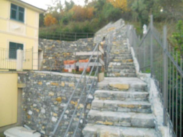 Appartamento in vendita a Rapallo, Ronco, Con giardino, 84 mq - Foto 6