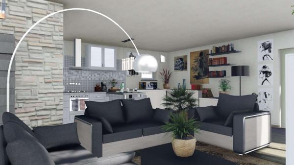 Appartamento in vendita a Rapallo, Ronco, Con giardino, 84 mq - Foto 11