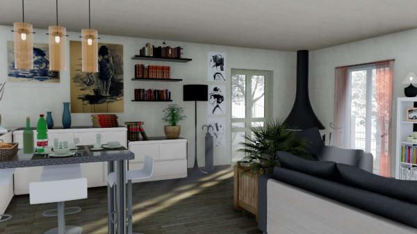 Appartamento in vendita a Rapallo, Ronco, Con giardino, 84 mq - Foto 19