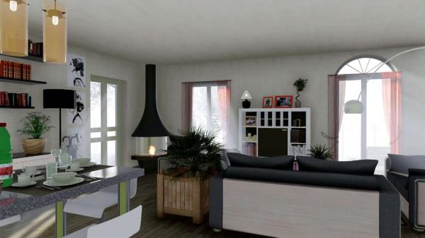 Appartamento in vendita a Rapallo, Ronco, Con giardino, 84 mq - Foto 23
