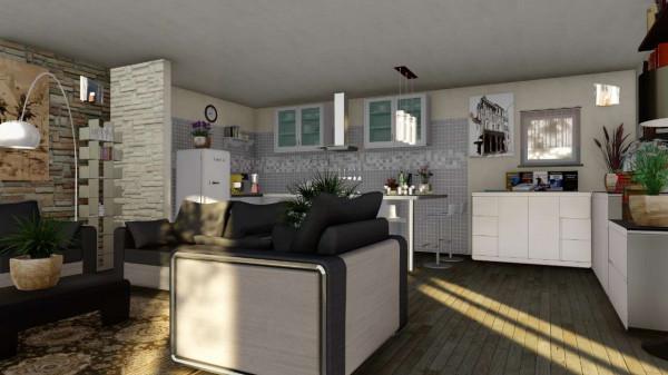 Appartamento in vendita a Rapallo, Ronco, Con giardino, 84 mq - Foto 20