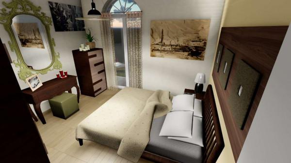 Appartamento in vendita a Rapallo, Ronco, Con giardino, 84 mq - Foto 12