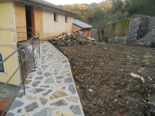 Appartamento in vendita a Rapallo, Ronco, Con giardino, 84 mq - Foto 3