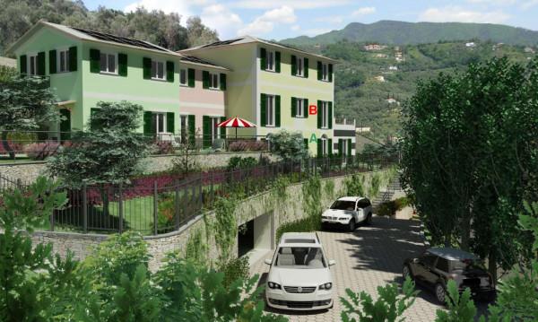 Appartamento in vendita a Rapallo, Ronco, Con giardino, 84 mq - Foto 21