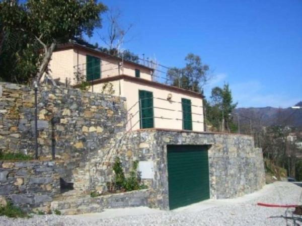 Villa in vendita a Rapallo, Via Milano, Con giardino, 75 mq - Foto 1