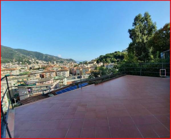 Villa in vendita a Rapallo, Via Milano, Con giardino, 75 mq - Foto 4