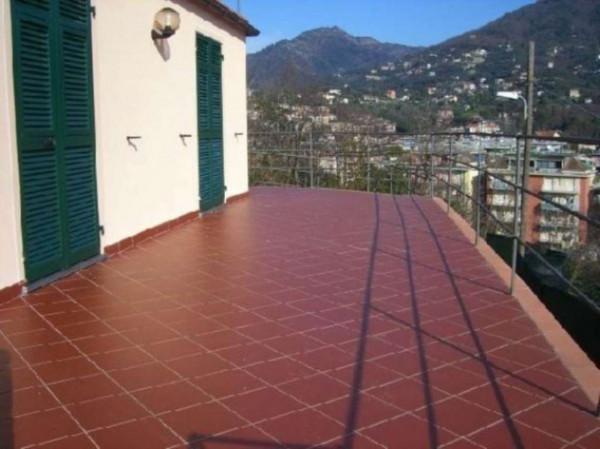 Villa in vendita a Rapallo, Via Milano, Con giardino, 75 mq - Foto 16