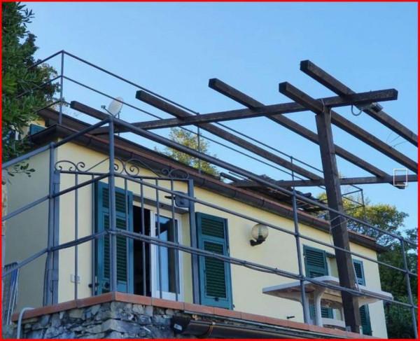Villa in vendita a Rapallo, Via Milano, Con giardino, 75 mq - Foto 21