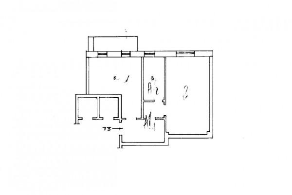 Appartamento in affitto a Milano, Ripamonti, Con giardino, 49 mq - Foto 2