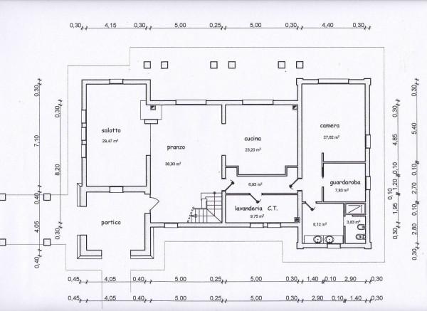 Villa in vendita a Imola, Tre Monti, Con giardino, 470 mq - Foto 5