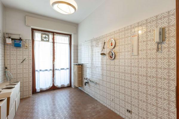 Appartamento in vendita a Milano, Ripamonti, Con giardino, 160 mq - Foto 18