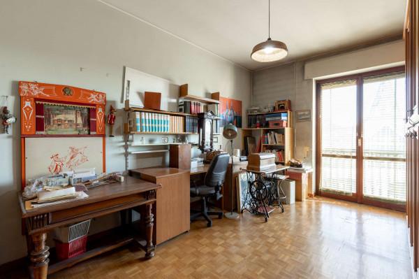 Appartamento in vendita a Milano, Ripamonti, Con giardino, 160 mq - Foto 10