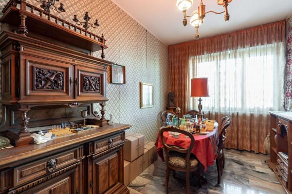 Appartamento in vendita a Milano, Ripamonti, Con giardino, 160 mq - Foto 16