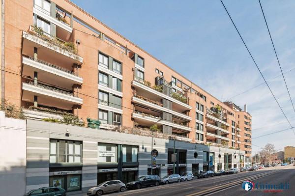 Appartamento in vendita a Milano, De Angeli, 40 mq