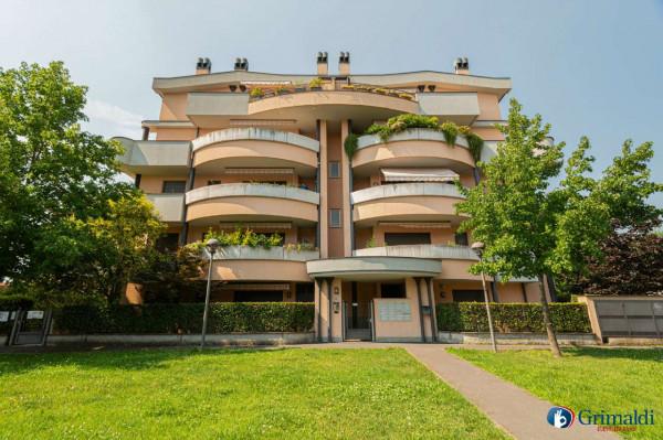 Appartamento in affitto a Parabiago, Stazione, 40 mq