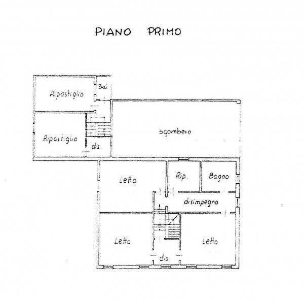Casa indipendente in vendita a Solarolo, Periferia, 580 mq - Foto 11