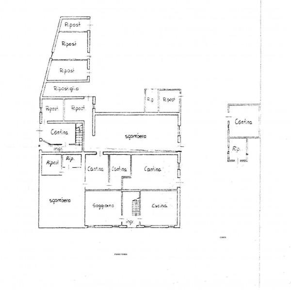 Casa indipendente in vendita a Solarolo, Periferia, 580 mq - Foto 10