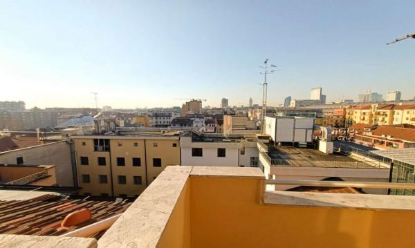Appartamento in affitto a Milano, Loreto, 60 mq