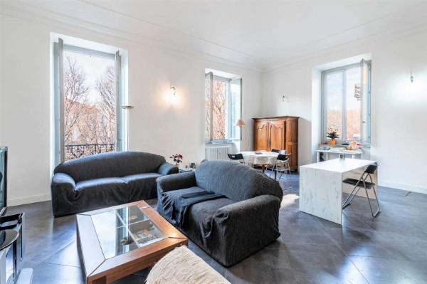 Appartamento in affitto a Torino, 150 mq - Foto 22