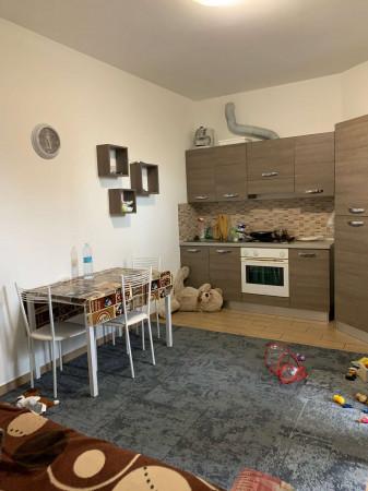 Appartamento in affitto a Garbagnate Milanese, Arredato, 50 mq
