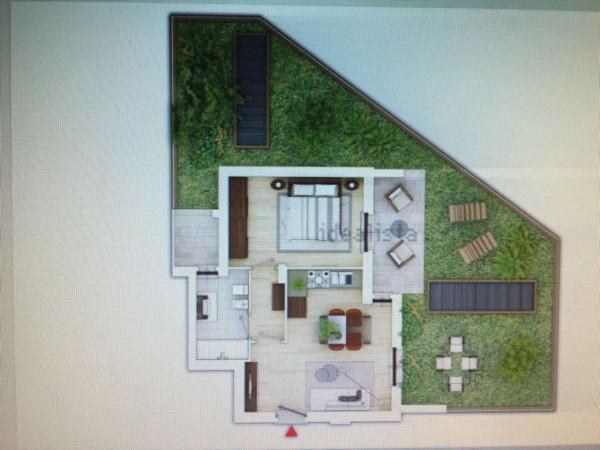 Appartamento in vendita a Paderno Dugnano, Cassina Amata, Con giardino, 73 mq - Foto 12
