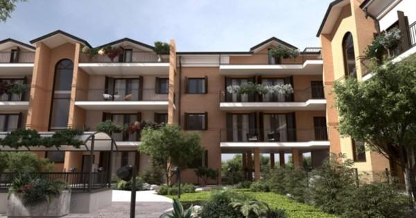 Appartamento in vendita a Paderno Dugnano, Cassina Amata, Con giardino, 73 mq - Foto 13