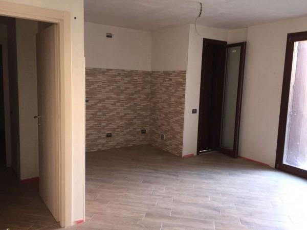 Appartamento in vendita a Paderno Dugnano, Cassina Amata, Con giardino, 73 mq - Foto 4