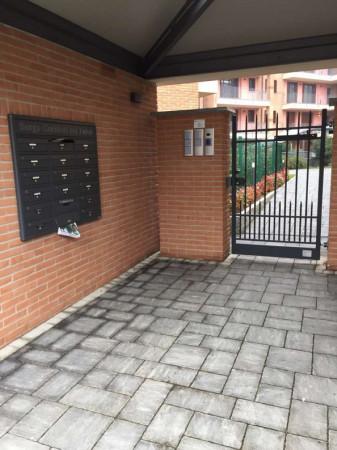 Appartamento in vendita a Paderno Dugnano, Cassina Amata, Con giardino, 73 mq - Foto 14
