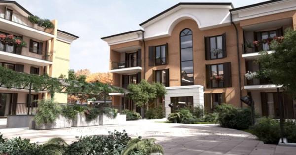 Appartamento in vendita a Paderno Dugnano, Cassina Amata, Con giardino, 73 mq - Foto 1