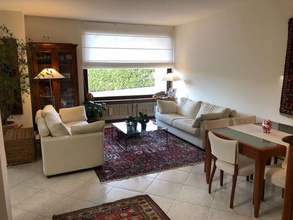 Villa in vendita a Gavirate, Con giardino, 210 mq