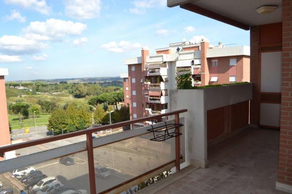 Appartamento in vendita a Roma, Acilia Monti Di San Paolo, Con giardino, 98 mq - Foto 4
