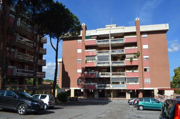Appartamento in vendita a Roma, Acilia Monti Di San Paolo, Con giardino, 98 mq