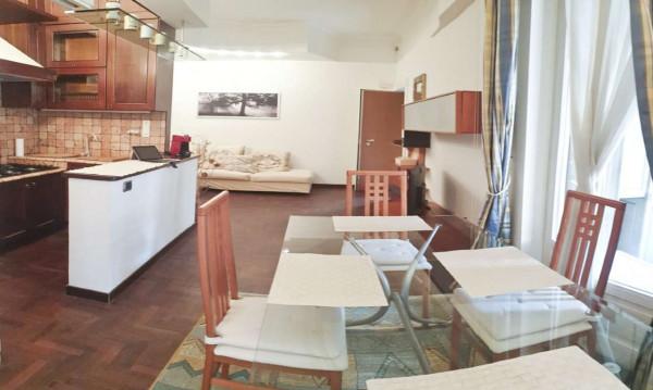 Appartamento in vendita a Milano, Moscova, Arredato, 70 mq