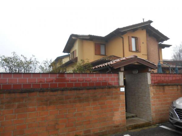 Villa in vendita a Monte Cremasco, Residenziale, Con giardino, 168 mq - Foto 2